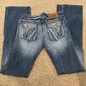 Sinful Trademark Denim Jeans